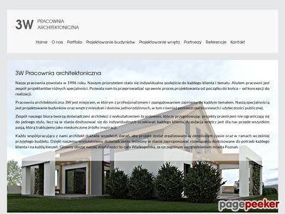 Projekty domów Poznań