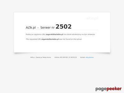 Casio zegarekdlaciebie.pl
