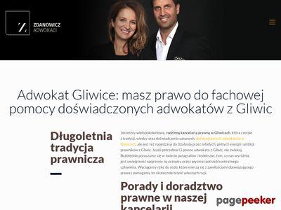 Kancelaria Adwokacka Adwokat Michał Zdanowicz