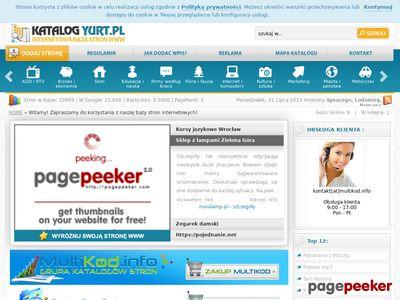 Moderowany katalog Yurt.pl