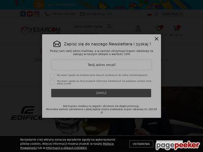 Zegarki Casio sklep - YesAp.com