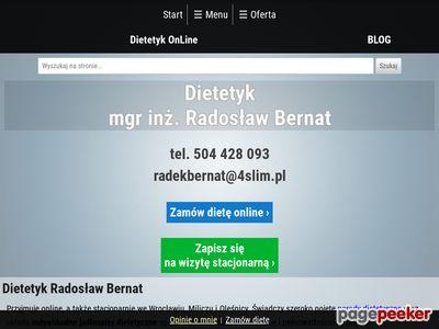4 Slim Dobry Dietetyk Wrocław i okolice