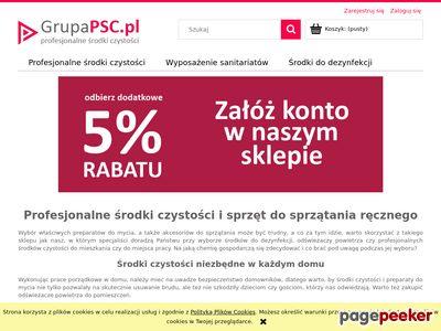 Grupa PSC - Profesjonalne Środki Czystości