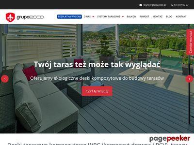 Deska kompozytowa Poznań