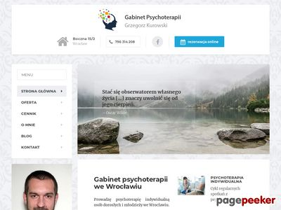 Psychoterapia Wrocław