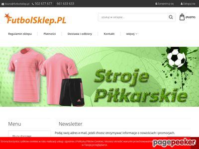 Sklep piłkarski Futbolsklep.pl