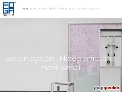 Foga Polen - profile aluminiowe