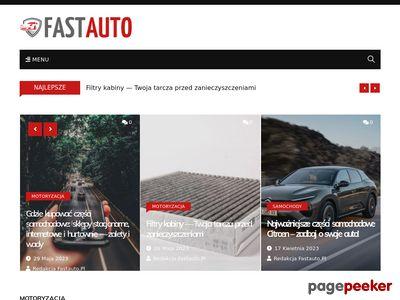 FastAuto.pl - szybkie ogłoszenia Auto Moto.