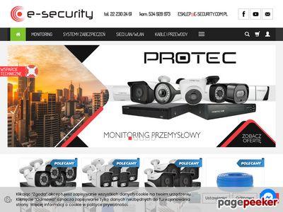 Domofony E-Security i Commax