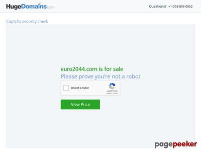 Euro 2044 - moderowany katalog