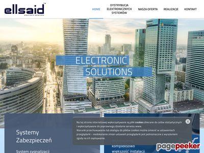 Ellsaid systemy teletechniczne Warszawa