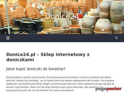 Donice24.pl - eksluzywne donice