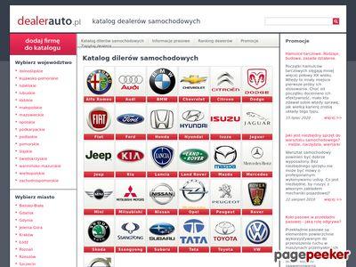 Katalog dealerów samochodowych