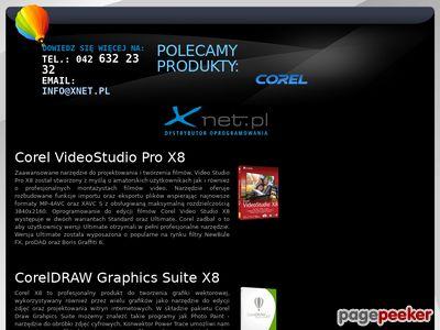 Coreldraw x6 zaprojektuj nowe logo
