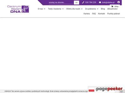 Centrum Badań DNA Sp. z o.o.
