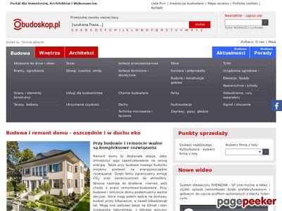 Portal dla architektów
