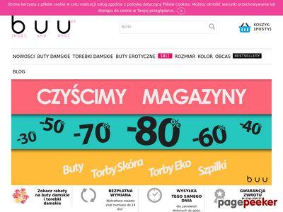 Buu.pl modne szpilki