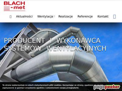 Systemy wentylacyjne producent - http://www.blachmet.com.pl/