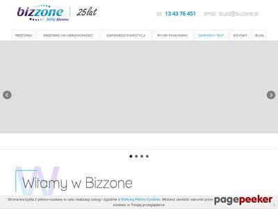 Przetargi PL, Przetargi UE, Nieruchomości - bizzone.pl