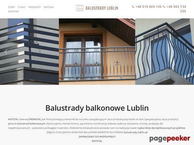 Balustrady Lublin