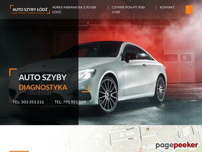 Szyby samochodowe Łódź