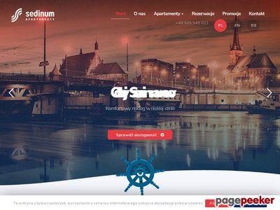 Nocleg Szczecin