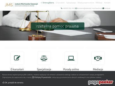 Kancelaria Adwokacka-Adwokat Kraków