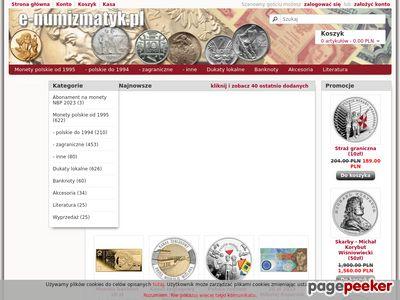 Sklep numizmatyczny