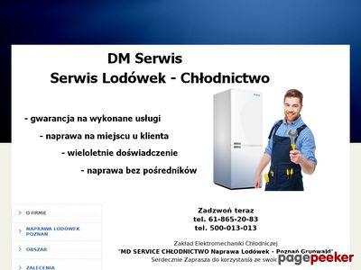Serwis Chłodniczy w Poznaniu