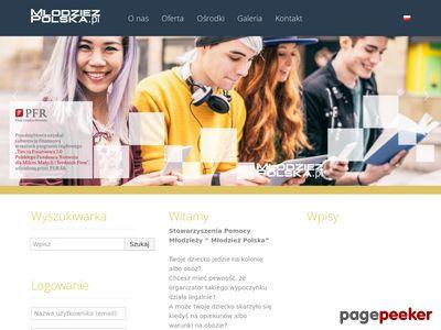 Stowarzyszenie Młodzież Polska - obozy dla dzieci