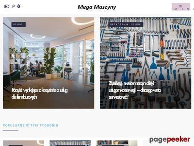 Mega-maszyny.pl - maszyny do szycia