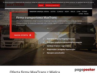 Profesjonalny transport Polska Słowacja