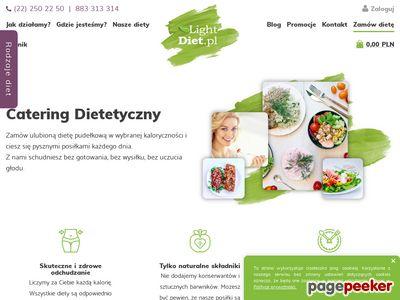 Lightdiet Catering Dietetyczny