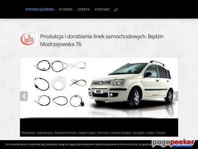 Produkcja i dorabianie linek samochodowych
