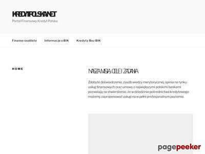 Portal Finansowy Kredytpolska.net - pożyczki i konta.