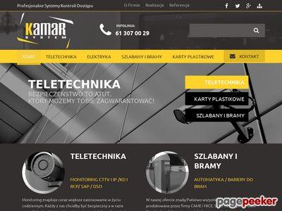 Monitoring cctv Kamarsystem.pl