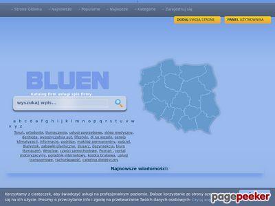 Robaczek - mocny katalog stron www