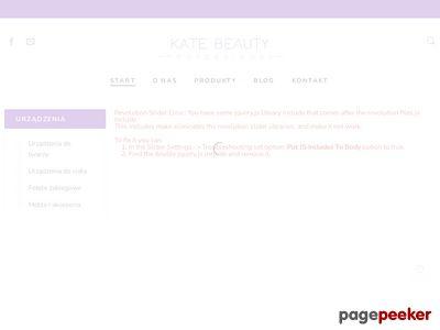 Importer urządzeń kosmetycznych