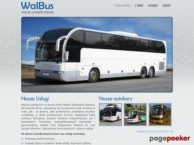 Wynajem autokarów we Wrocławiu