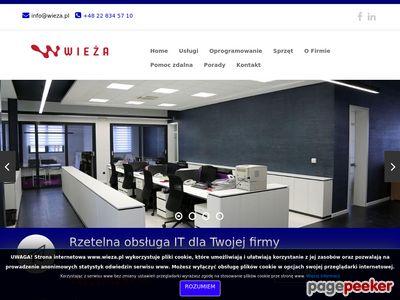 Serwis komputerowy Warszawa Bielany