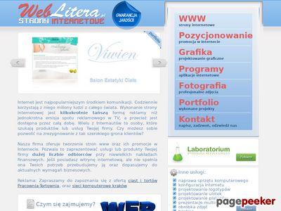 Kraków ? strony WWW
