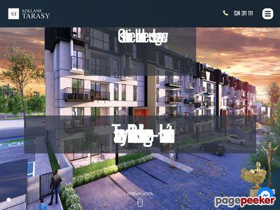 Szklane Tarasy - nowe mieszkania w Rzeszowie
