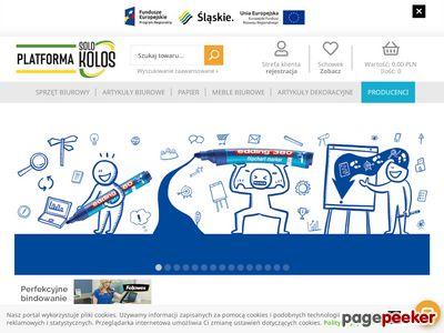 Niszczarki do papieru - SoloKolos - sklep internetowy