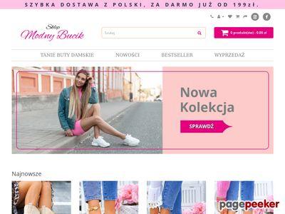 Sklep-modnybucik.pl