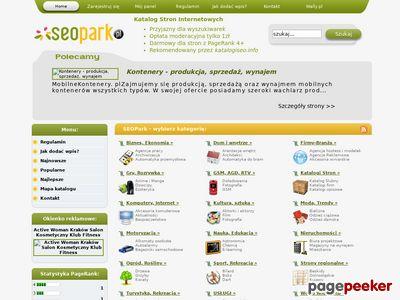 Profesjonalny katalog - SeoPark.pl