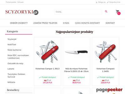 Scyzoryki.pl - noże taktyczne