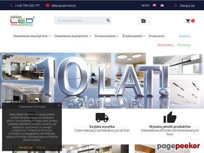 Oświetlenie LED - Salonled.pl