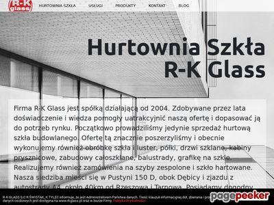Lacobel Hurtownia szkła R-K Glass