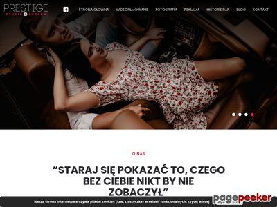 Prestige Studio Bereza,wideofilmowanie