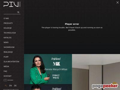 PIU Design - drzwi inne niż wszystkie